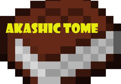 89bcf  Akashic Tome [1.10.2] Akashic Tome Mod Download