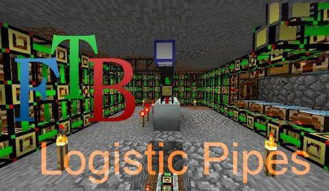 9eb5f  Logistics pipes mod 0 [1.7.10] Logistics Pipes Mod Download