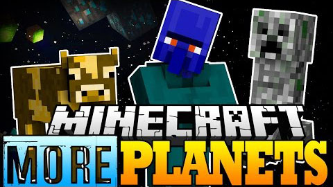 a7ed3  More Planets Mod 1 [1.7.10] More Planets Mod Download