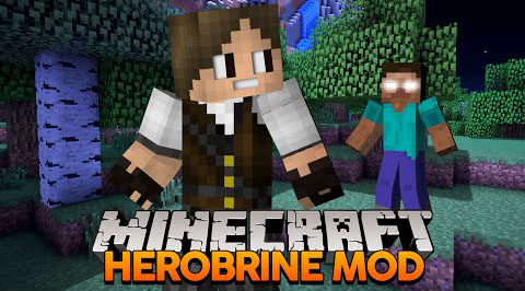 bac36  Herobrine Remake Mod [1.8.9] Herobrine Remake Mod Download
