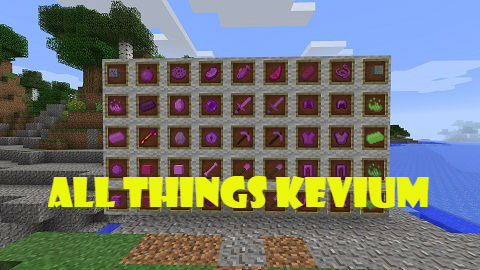 d5a3d  All Things Kevium [1.10.2] All Things Kevium Mod Download