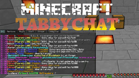 d5a46  TabbyChat 2 Mod [1.10.2] TabbyChat 2 Mod Download