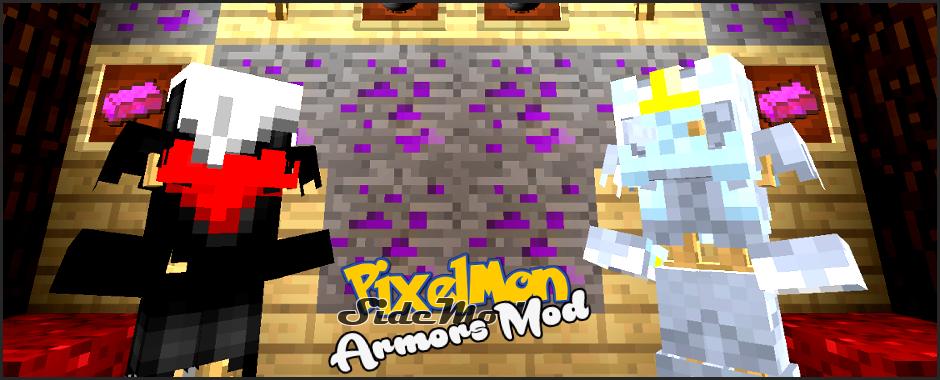 0250d  Pixelmon Armors Mod 2 [1.10.2] Pixelmon Armors Mod Download