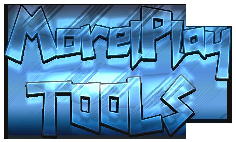 10866  MorelPlay Tools Mod [1.10.2] MorelPlay (Upgrade, 3D) Tools Mod Download