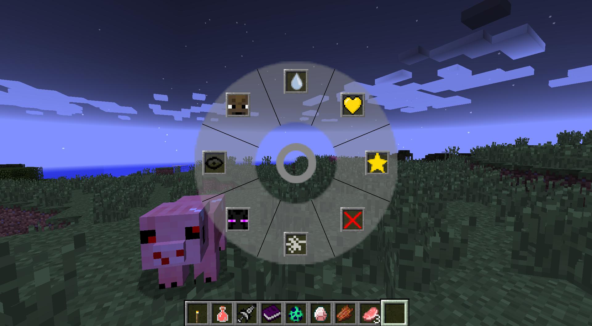 minecraft witchery 1.10.2