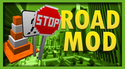 4d871  Road Mod by derfl007 [1.8.9] Road (derfl007) Mod Download