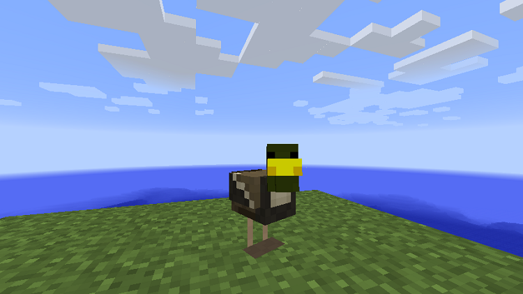 5b89f  Duck Craft 1 [1.10.2] Duck Craft Mod Download