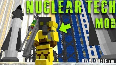 Nuclear Tech Mod