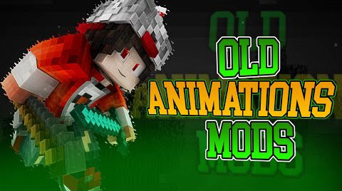 997bd  Old Animations Mod [1.8.9] Old Animations Mod Download