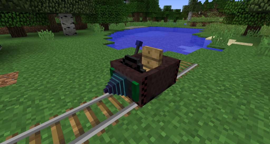 d279f  img3 1 1024x548 [1.10.2] Steve's Carts Reborn Mod Download