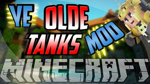 dd0ea  Ye Olde Tanks Mod [1.11.2] Ye Olde Tanks Mod Download