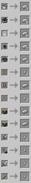 Recycle Iron Mod 1
