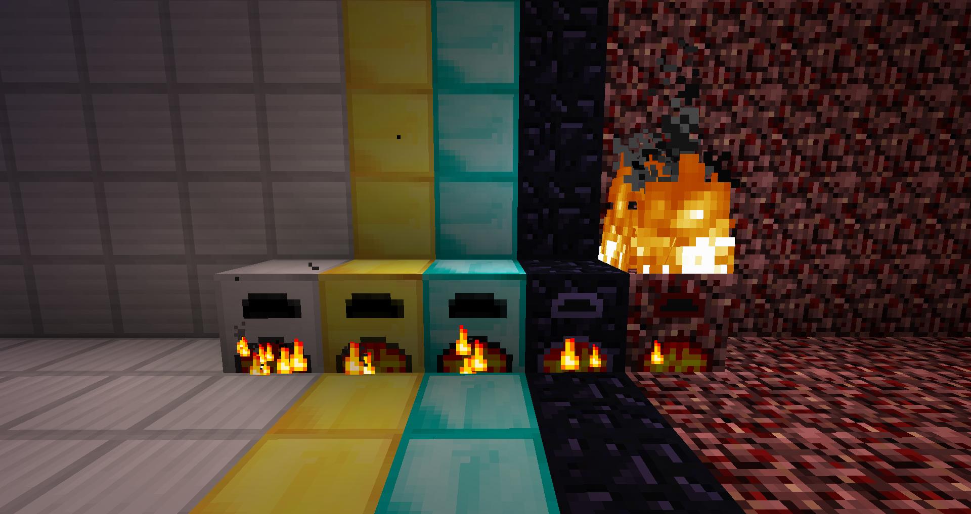 [1.12.2] More Furnaces Mod Download