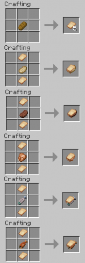 69f71  Sandwiches Mod 3 [1.10.2] Sandwiches Mod Download