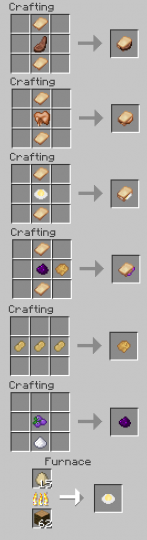 69f71  Sandwiches Mod 4 [1.10.2] Sandwiches Mod Download