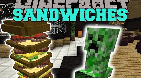69f71  Sandwiches Mod [1.10.2] Sandwiches Mod Download