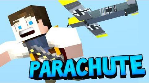 Parachute Mod 1.9.4/1.9