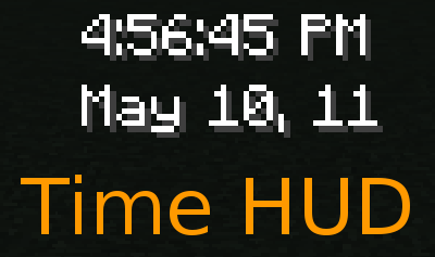 9b58b  Time HUD [1.7.10] Time HUD Mod Download