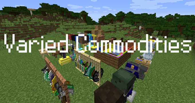 34ede  Varied Commodities Mod [1.11.2] Varied Commodities Mod Download