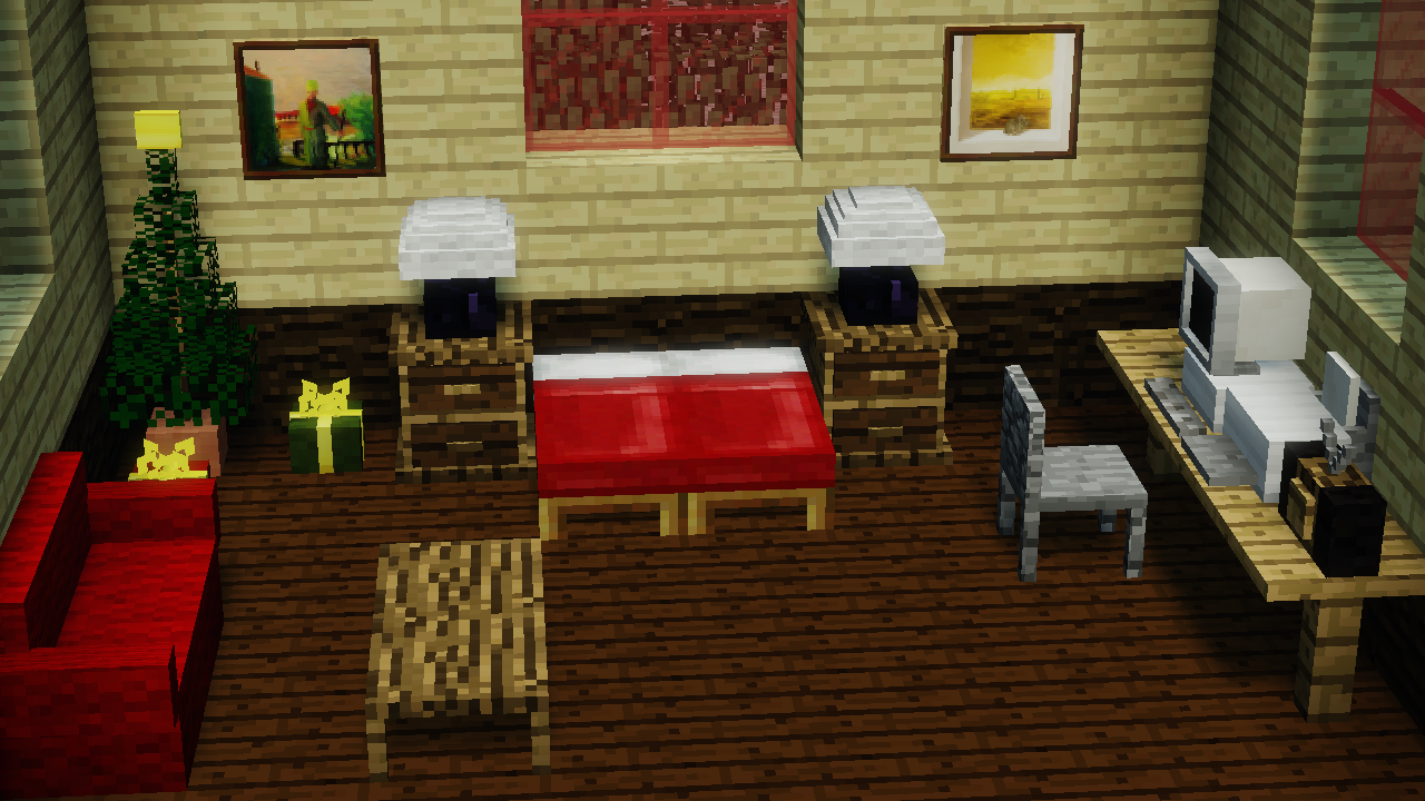 minecraft mrcrayfish furniture mod 1.8