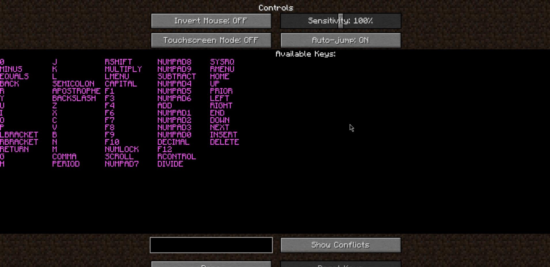 1 11 2] Controlling Mod Download | Minecraft Forum