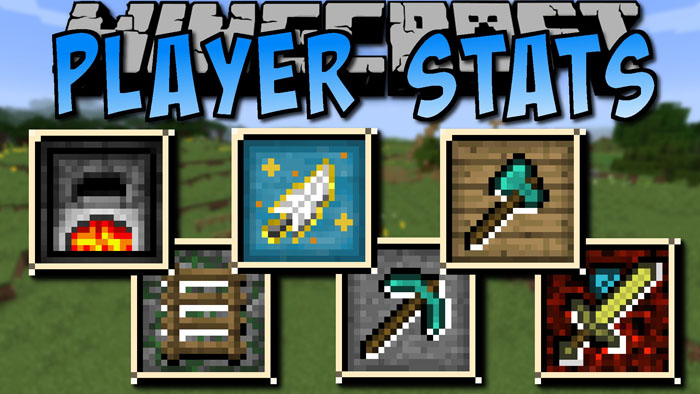 Player Stats 2 Mod