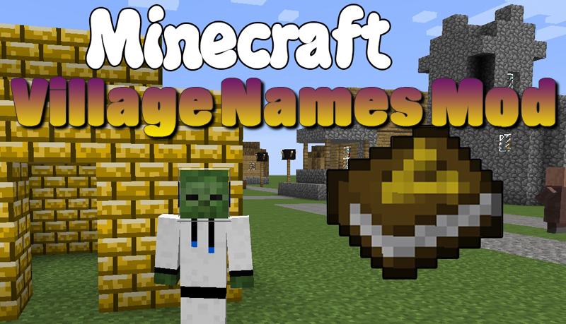 Village Names Mod