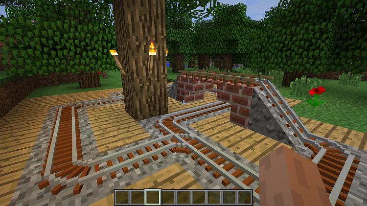 1 10 2] Model Railroads Mod Download | Minecraft Forum