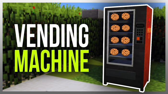 MrCrayfishs Vending Machine Mod