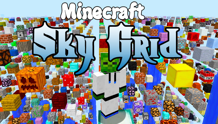 db337  Sky Grid Mod [1.10.2] Sky Grid Mod Download