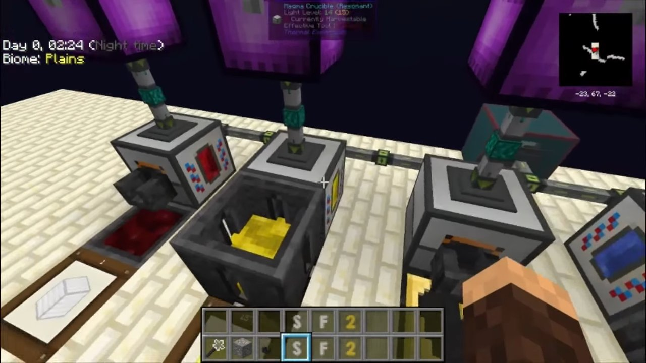 0614b8ab f727 4373 84c8 3ee132ba3361 [1.10.2] Thermal Smeltery Mod Download