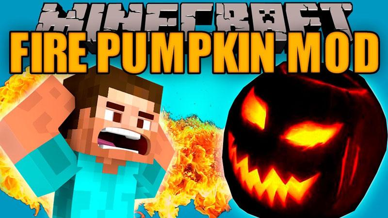 3f11e  Fire Pumpkin Mod [1.7.10] Fire Pumpkin Mod Download