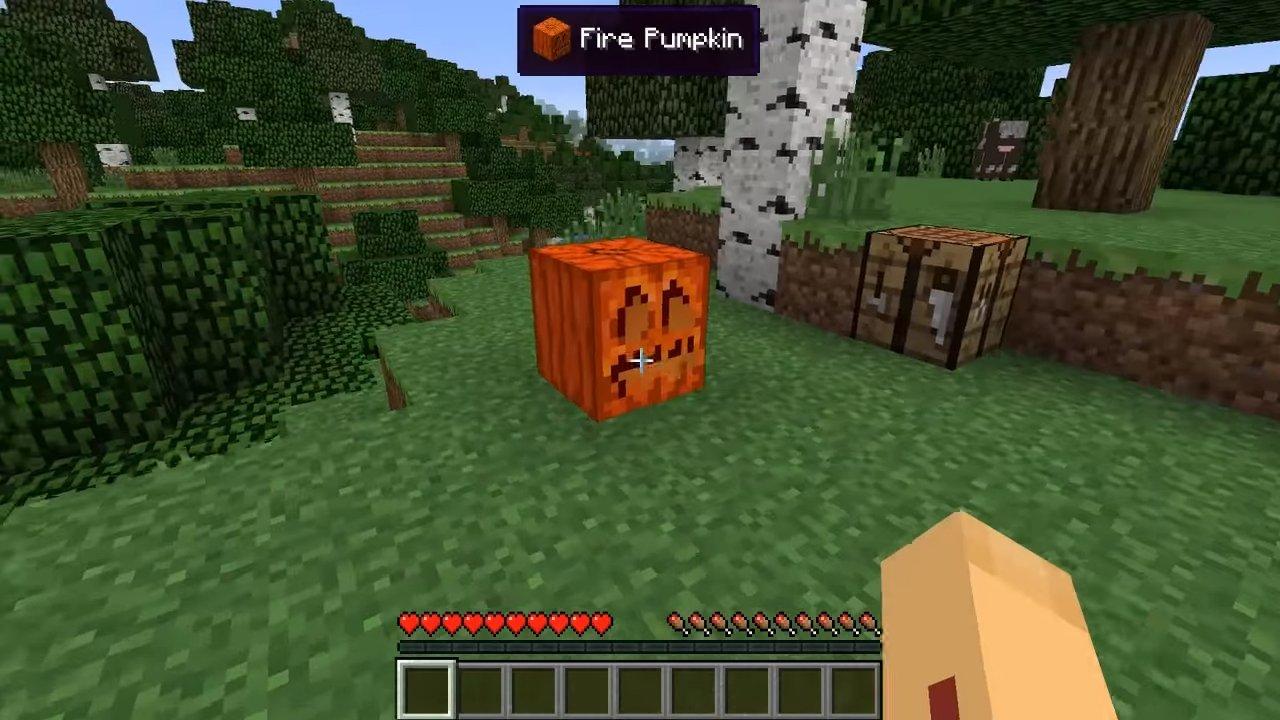 6bd87a2a 97f1 4dfb b406 6025c9269ccc [1.7.10] Fire Pumpkin Mod Download