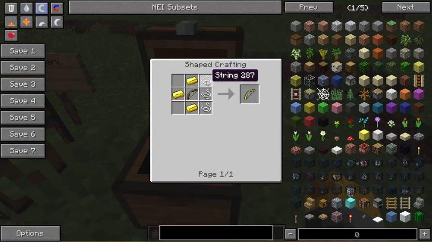 7f321325 2767 4437 bfc9 ad0fd7f11c74 [1.7.10] Better Archery Mod Download