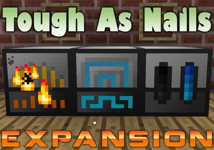 Tough As Nails Expansion Mod