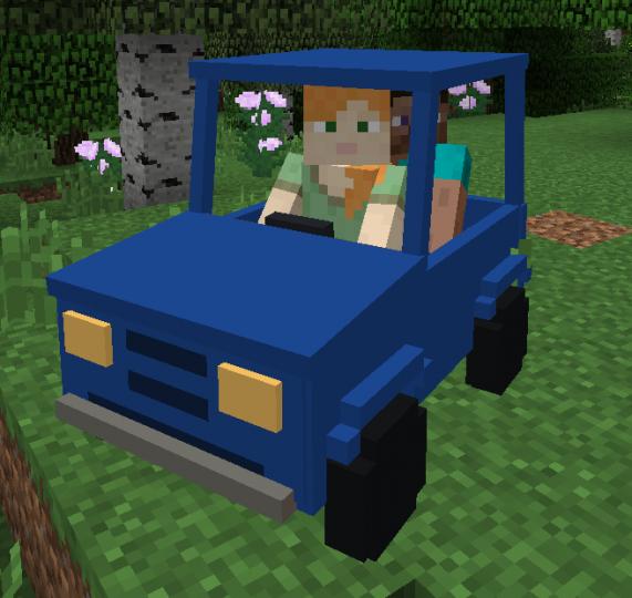 Kết quả hình ảnh cho Personal Cars Mod 1.11.2/1.10.2