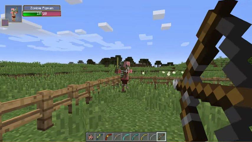 ecbf7983 493e 4790 a7db b3ef1397af65 [1.7.10] Better Archery Mod Download