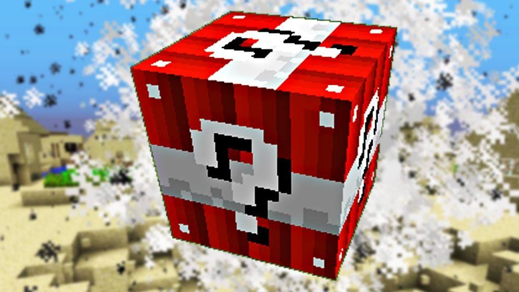 face5  Lucky Block TNT Mod 1024x576 [1.8.9] Lucky Block TNT Mod Download