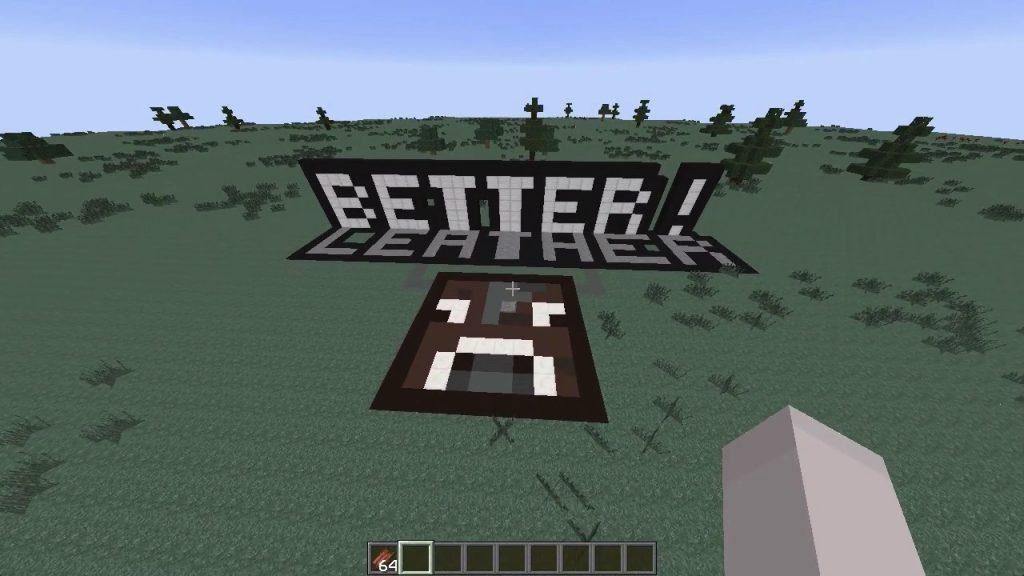BetterLeather Mod
