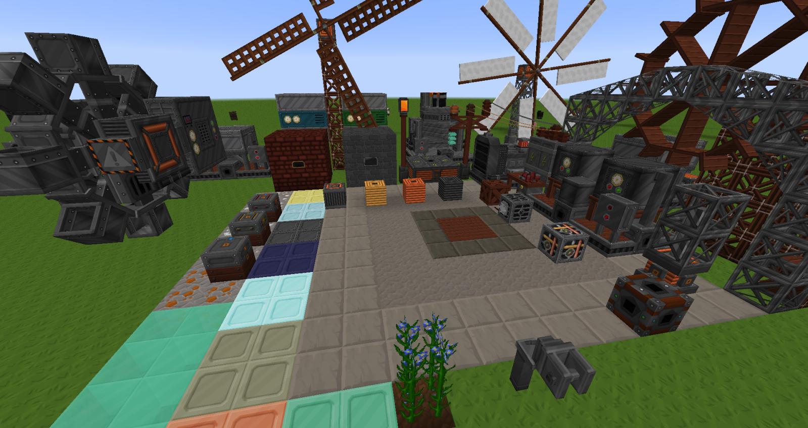 1 7 10 Immersive Integration Mod Download Minecraft Forum