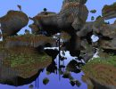 [1.10.2] Open Terrain Generator Skylands Mod Download