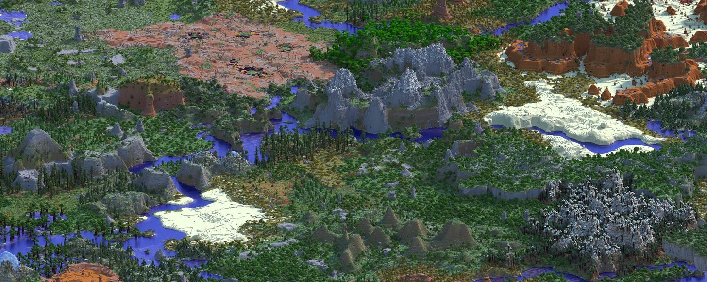 1 12 2] Open Terrain Generator Mod Download | Minecraft Forum