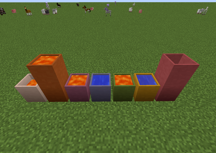 Ceramics Mod for MInecraft 3