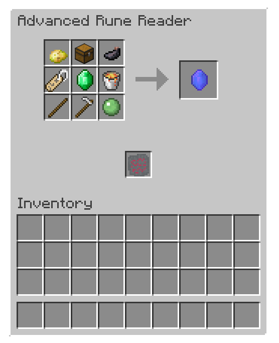 Forgotten Items Mod 11