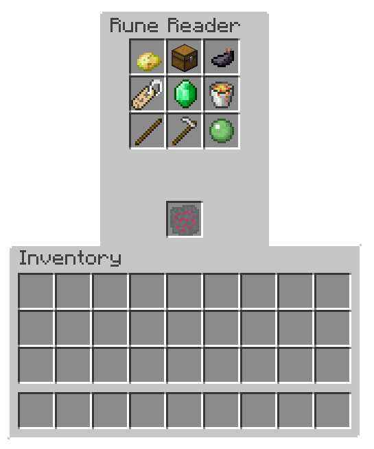 Forgotten Items Mod 9
