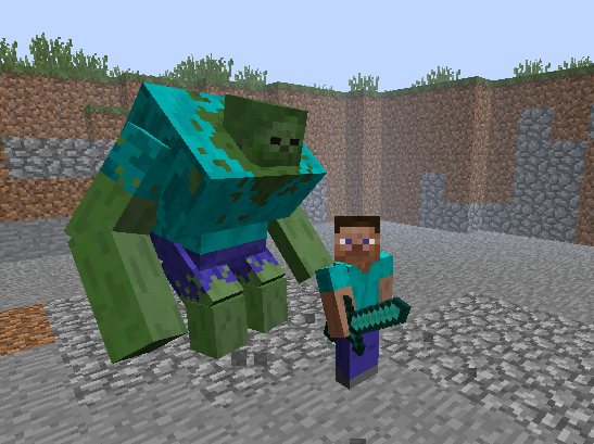 creatures of minecraft