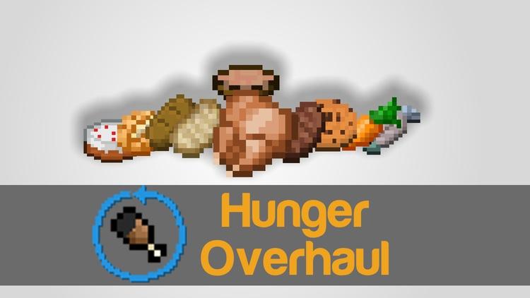 Hunger Overhaul Mod