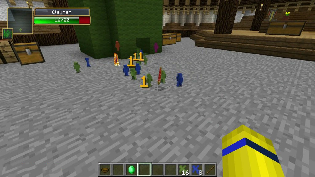 how to make colored leather armer in wiiu minecraft