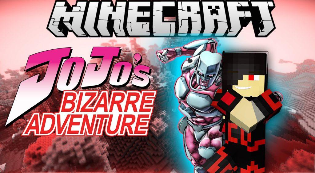 Jojo's Bizarre Adventure Mod