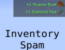 [1.11.2] Inventory Spam Mod Download